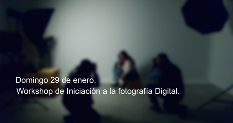 Workshop de Iniciación a la fotografía Digital.